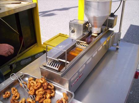 machine donuts professionnel