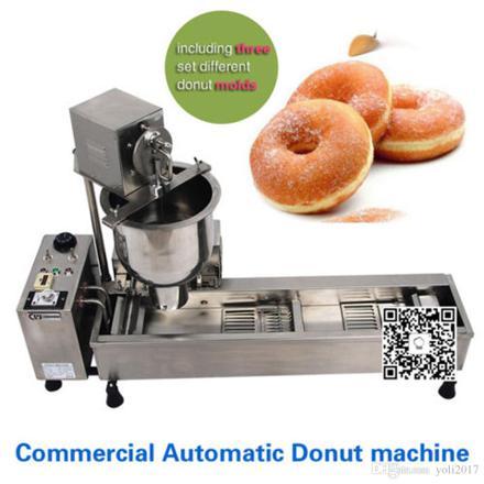 machine donuts