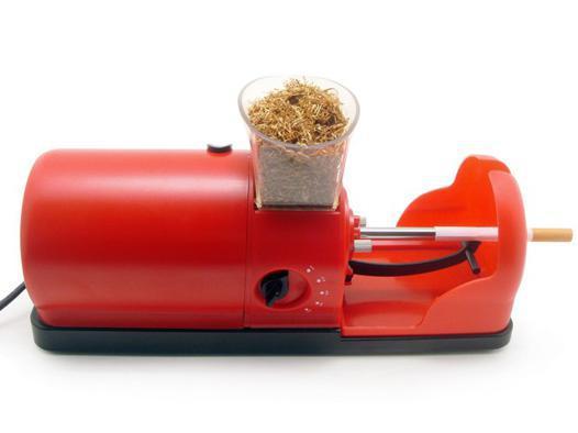 machine pour cigarette tube