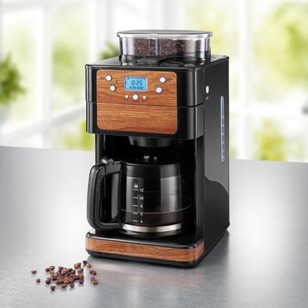 machines a café avec broyeur intégré
