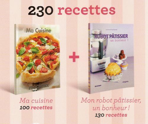 magimix recettes