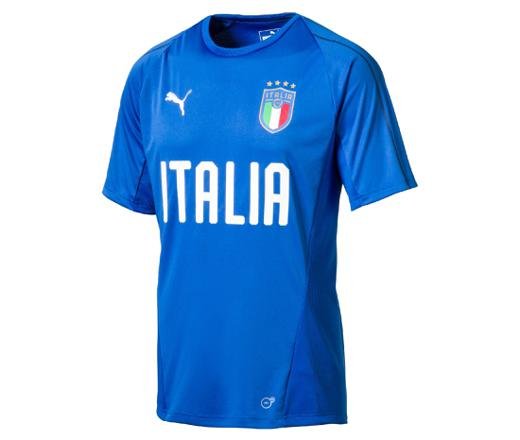 maillot entrainement italie