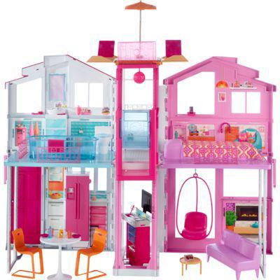 maison de luxe barbie
