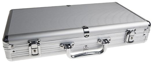 mallette aluminium vide