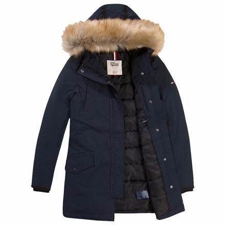 manteau femme tommy hilfiger