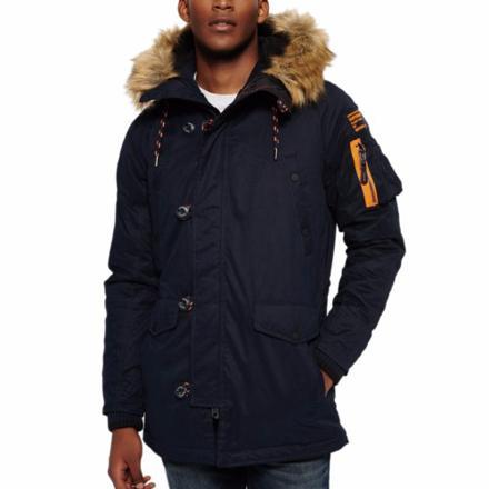 manteau homme superdry