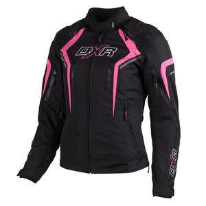 manteau moto femme