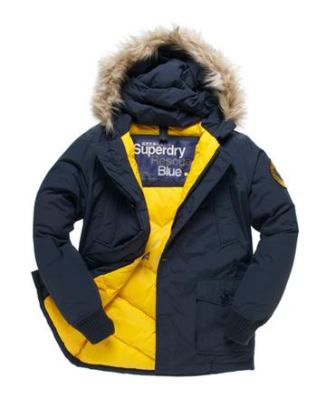 manteau superdry