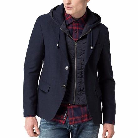 manteau tommy hilfiger homme