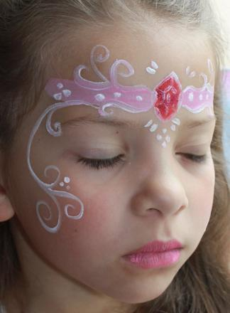 maquillage princesse facile faire