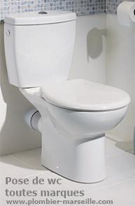 marque de wc