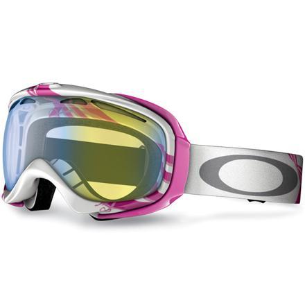 masque ski femme oakley