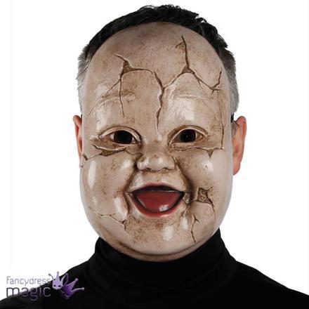 masque visage halloween