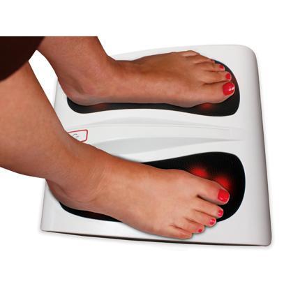 masseur electrique pied