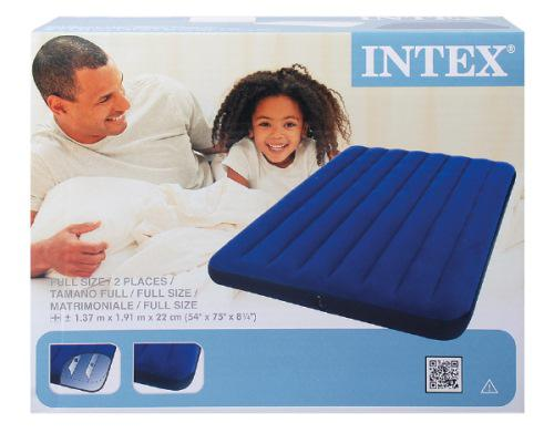matelas gonflable 2 personnes action