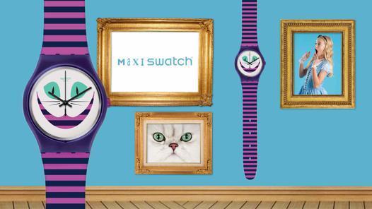 maxi swatch