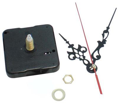 mecanisme horloge a pile