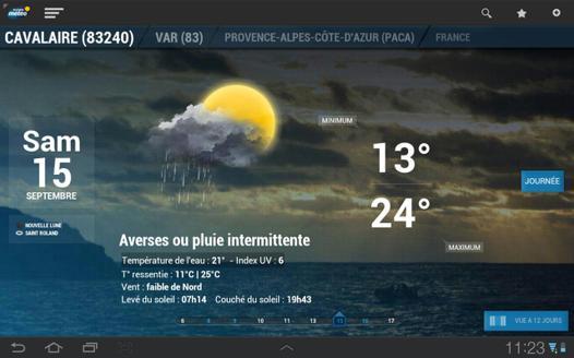 meteo xl pour pc