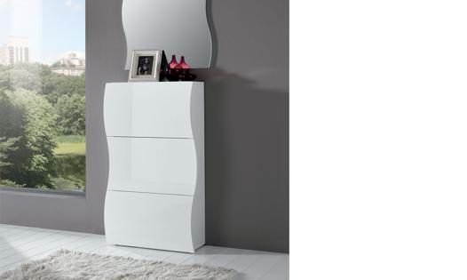 meuble à chaussures design