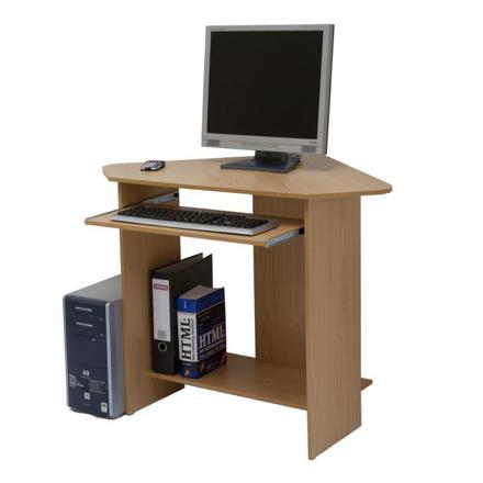 meuble d'angle pour ordinateur