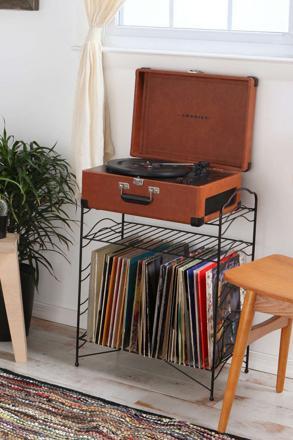 meuble disque vinyle