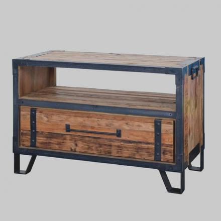 meuble tv 80 cm