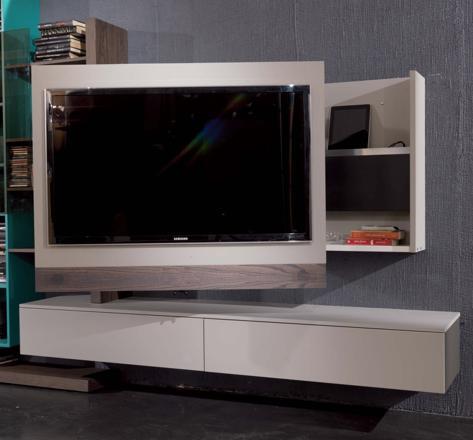 meuble tv orientable