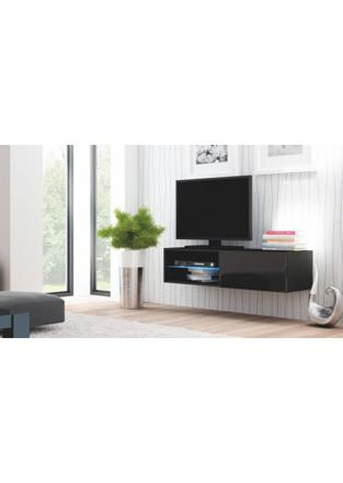 meuble tv suspendu 120 cm