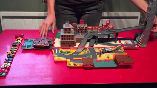 micro machines jouet