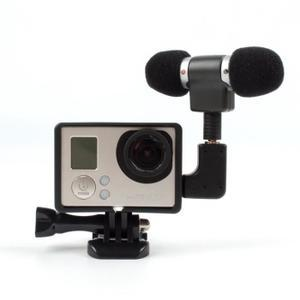 micro pour camera sport