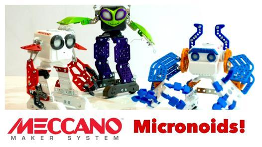micronoid meccano