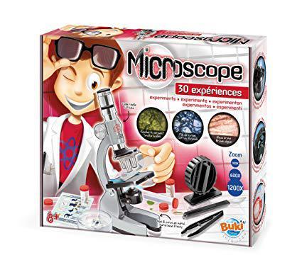 microscope buki 30 expériences