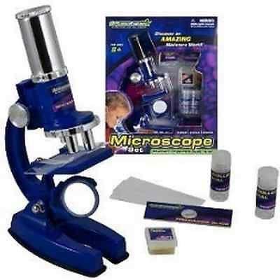 microscope enfant 10 ans