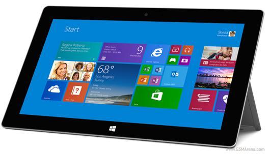 microsoft tablette surface pro 2