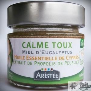 miel eucalyptus toux