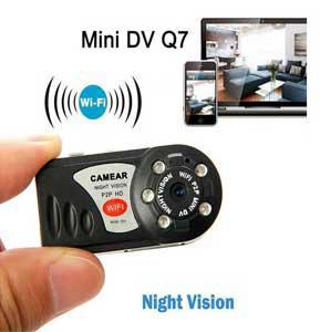 mini camera de surveillance wifi
