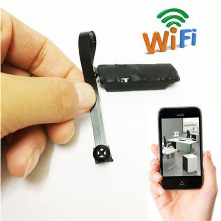 mini camera espion sans fil