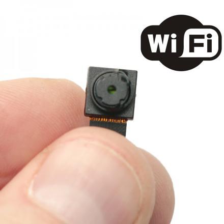 mini camera espion wifi