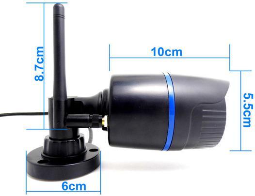 mini camera exterieur wifi