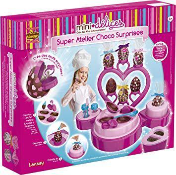 mini delice choco surprise