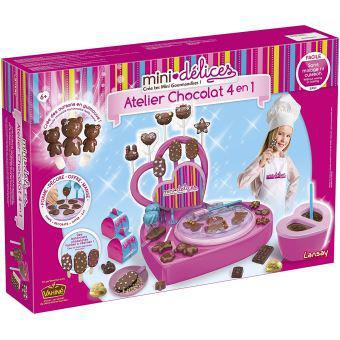 mini delice chocolat