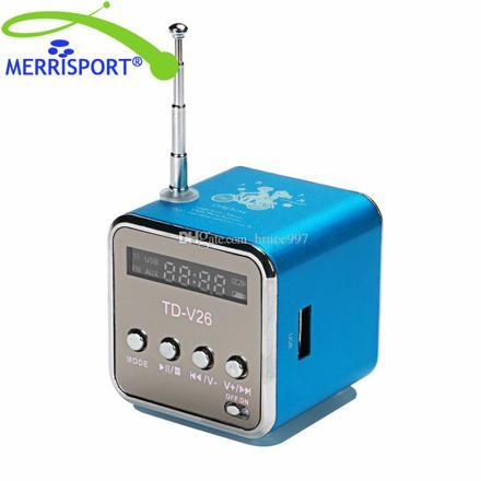 mini radio usb