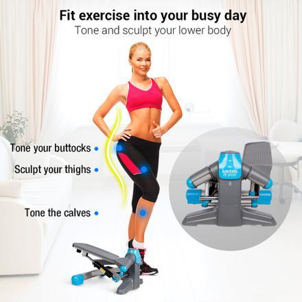 mini stepper exercices