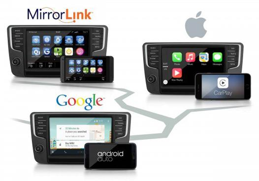 mirrorlink android