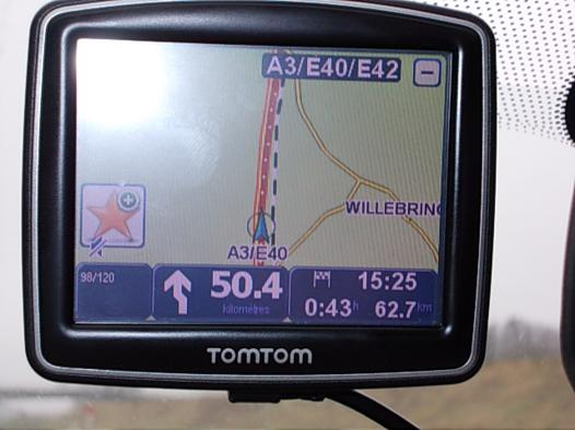 mise à jour tomtom one xl