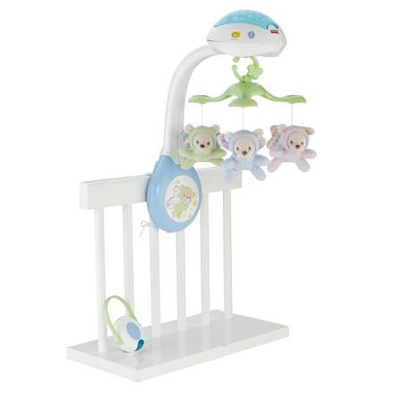mobile musicale fisher price