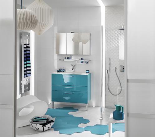modèle de salle de bain
