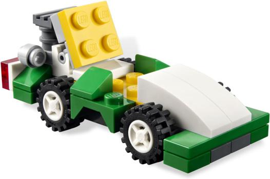 modele voiture lego