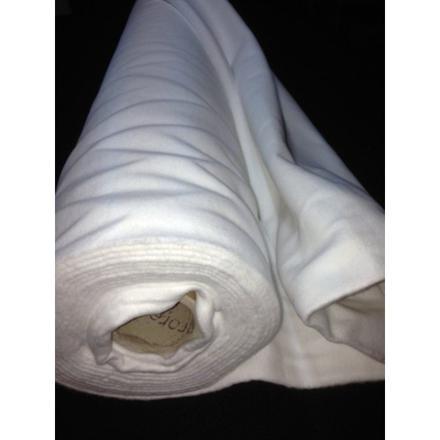 molleton coton épais