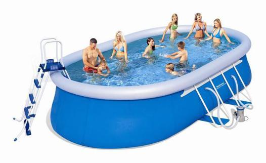 montage piscine bestway